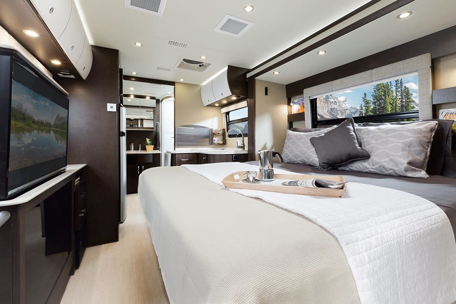 vous avez t sages cette ann e demandez ce camping car au p re no l areas autocaravanas. Black Bedroom Furniture Sets. Home Design Ideas