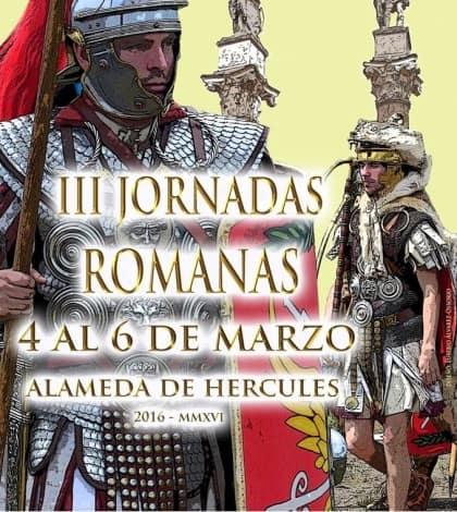 Sevilla se viste de romana