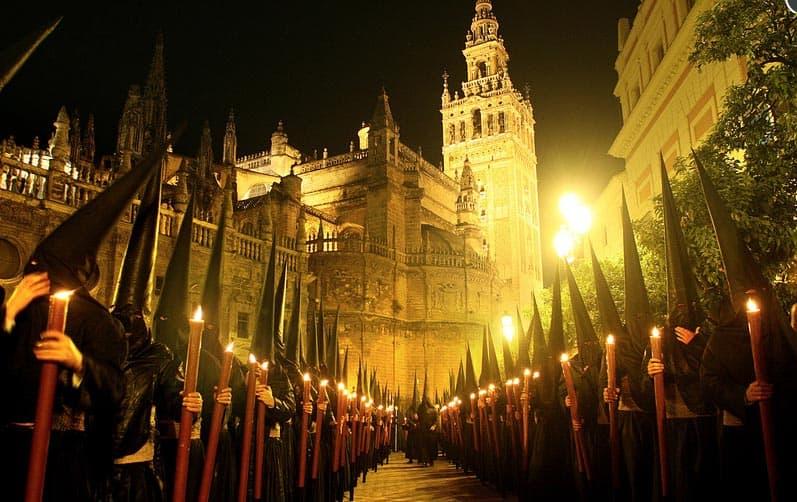 Itinerario Oficial de la Semana Santa en Sevilla