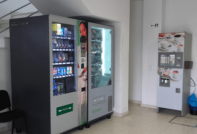 En Sevilla estrenamos nuevas máquinas