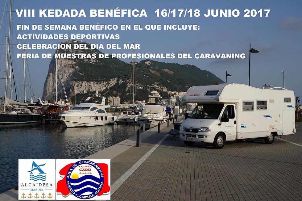 VIII Week-end Bénéfique dans Alcaidesa Marina