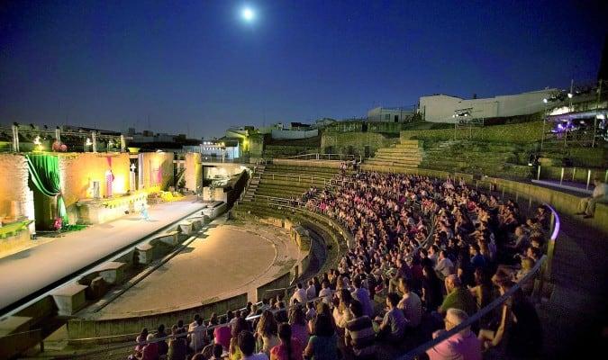 Des Concerts et du théâtre en Baelo Claudia