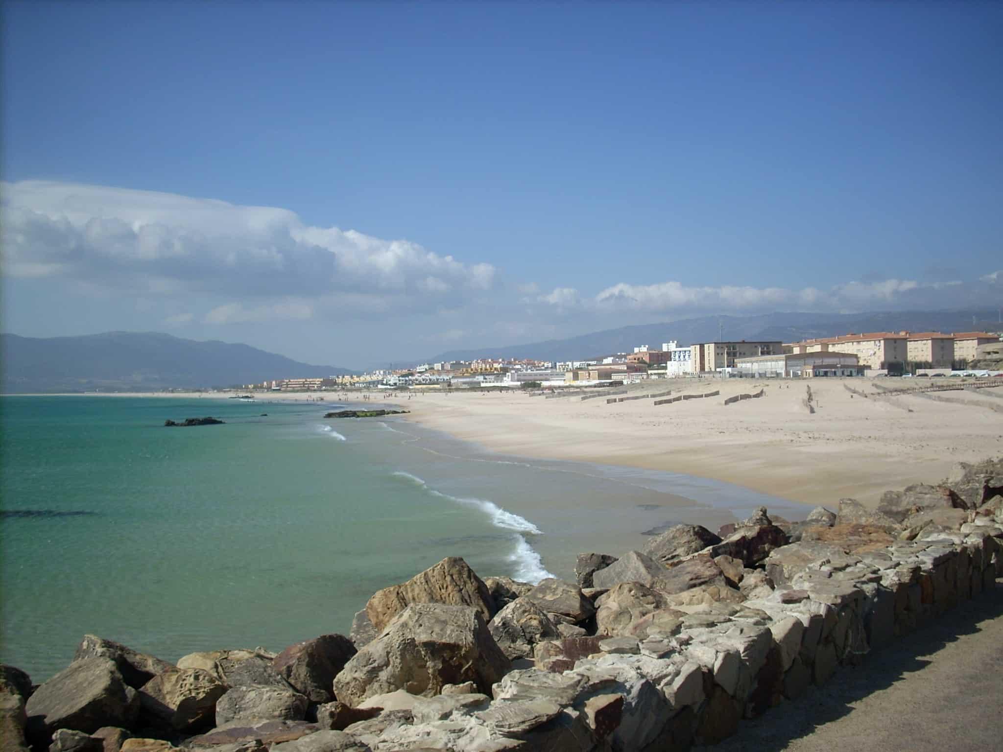 Profitez des plages de Cadix, en septembre également