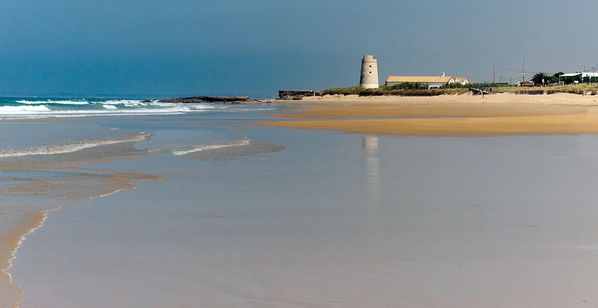 Bonne plage de la météo pour ce week-end à Vejer