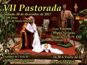 Pastorada Navideña Mérida