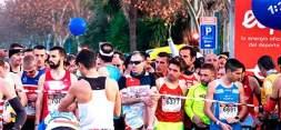 Sevilla EDP Half Marathon 2018