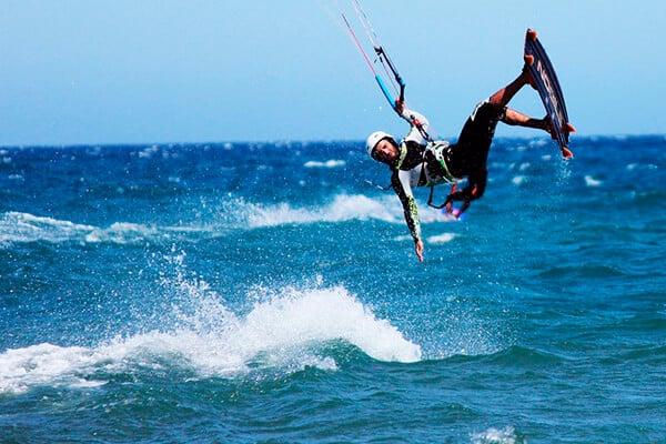 Championnat du monde de Bretelles et de l'Air de Jeux de Style Libre de Kite surf