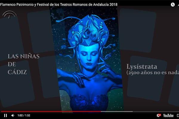 Teatro Baelo Claudia, programmation été 2018