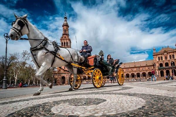 Visiter Séville en été
