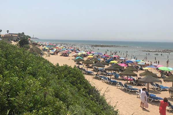 Vous ne connaissez toujours pas la plage de Zahora?