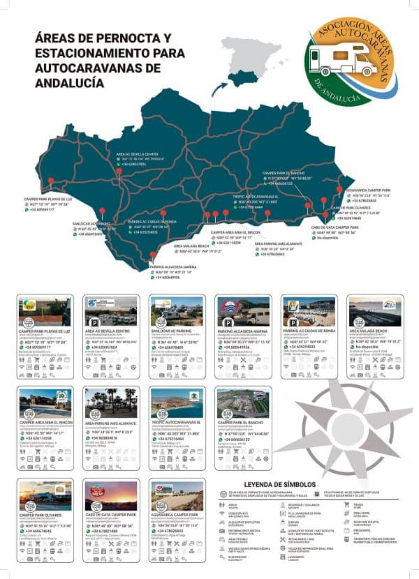 Asociación de Áreas de Autocaravanas de Andalucía