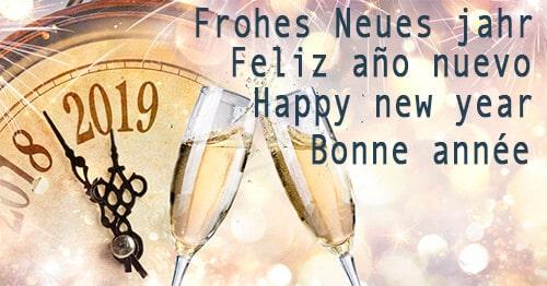 Les zones de Rv tiens à vous souhaiter une bonne et Heureuse Année