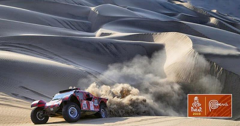 Le Dakar 2019 commence au Pérou, également avec les camping-cars