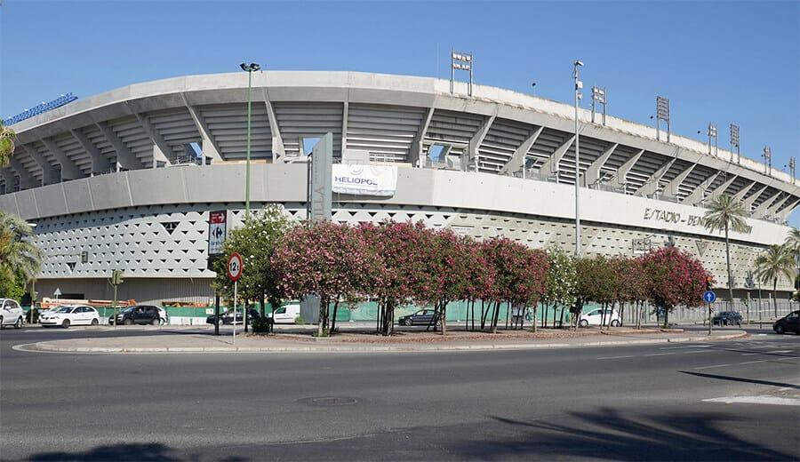 Finale de la Copa del Rey entre le F. C. Barcelone et de Valence à Séville