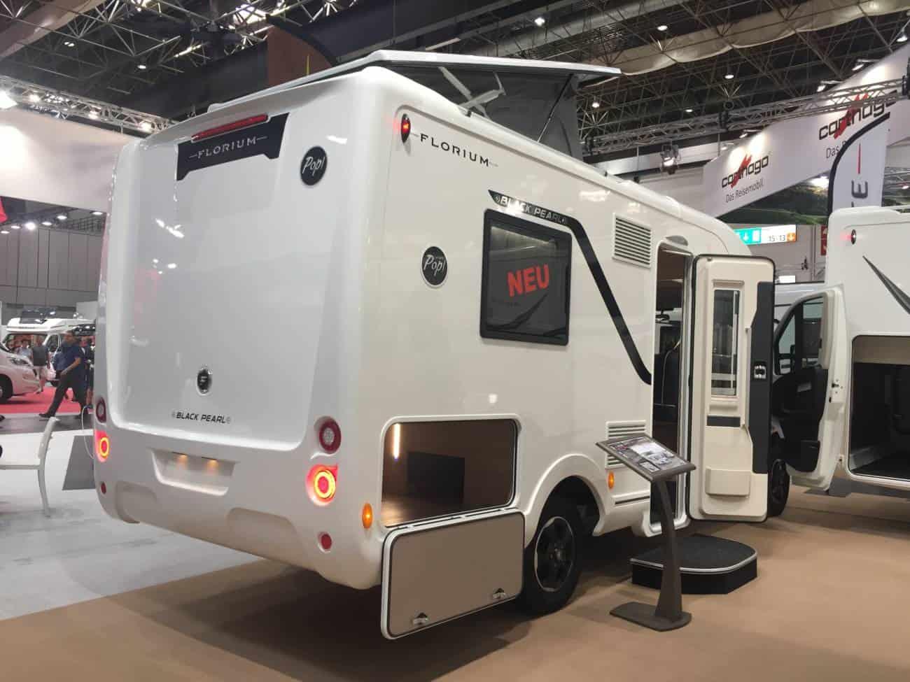 Le rv les plus innovantes au Salon de la Caravane de 2019 à Düsseldorf