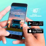 descarga la app de áreas autocaravanas