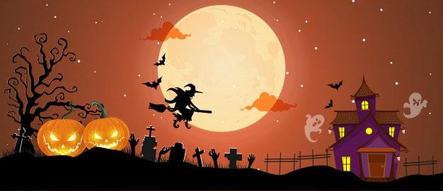Itinéraires rv pour Halloween
