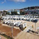 Zone de Stationnement de la Ville de Ronda, Malaga