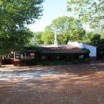 Área en Camping El Madroñal, Sierra de Aracena, Huelva.
