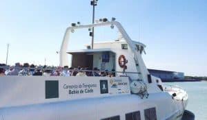 Catamarán El Puerto de Santa María
