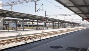 Estación tren el Puerto de Santa Maria