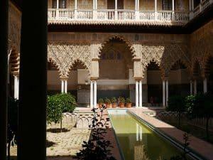 Alcázar de Sevilha