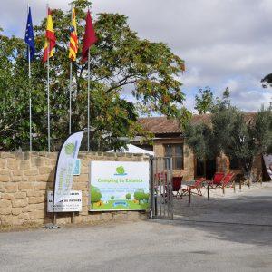 Più di 60 aree per camper in Spagna