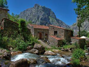 Asturian mountains