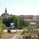 Área Autocaravanas Lerma Las Palmeras, Burgos