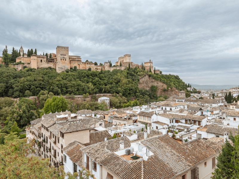 alhambra e albaicín