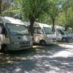 Área no Camping Suspiro del Moro, Granada