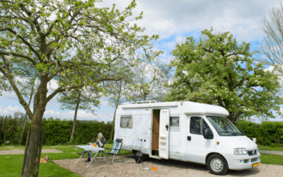 Micro areas for motorhomes: the new travel trend