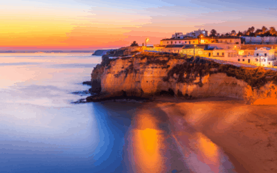 The ultimate guide to visiting the Algarve by motorhome