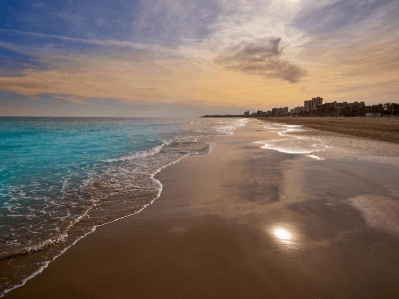sites of the costa blanca el campello