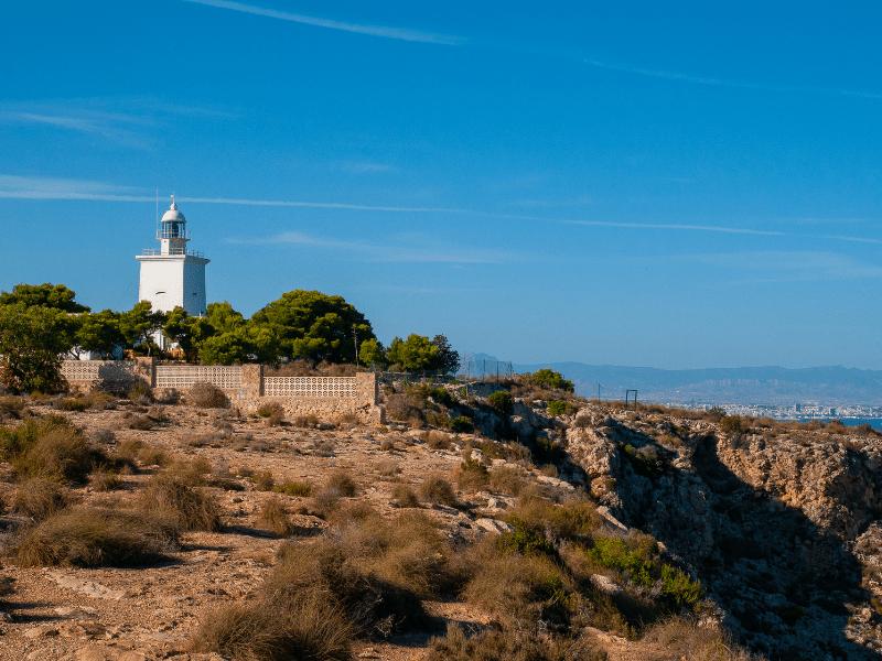 Cape of Santa Pola