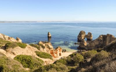 Lagos, una destinazione con alcune delle migliori spiagge dell'Algarve