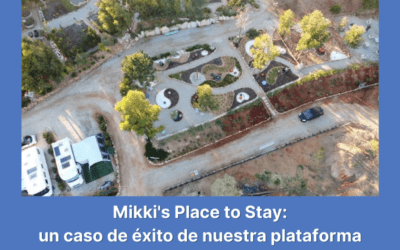 Mikki's Place to Stay: a success story of our platform